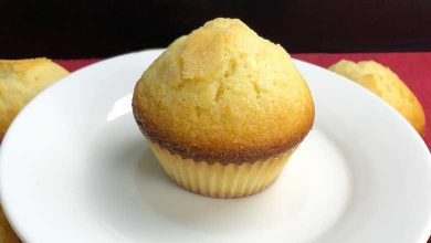 Easy Vanilla Cupcake Recipe Without Butter