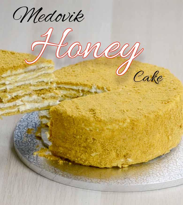 Honey Cake Asaan Recipes